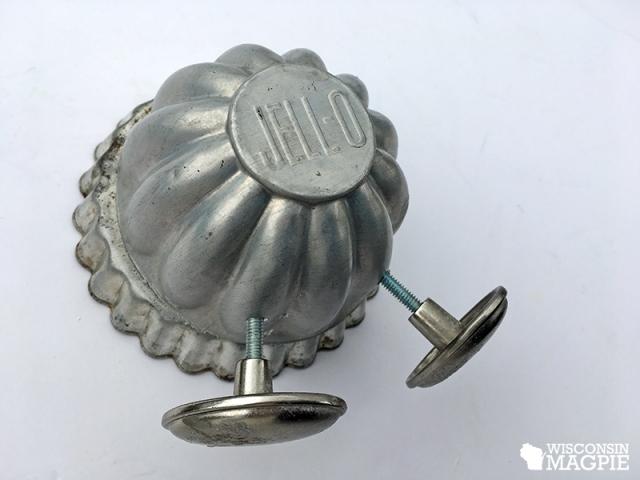 metal turkey assemblage